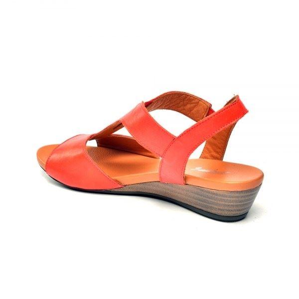 Marua Ortopedik Sandalet Kırmızı