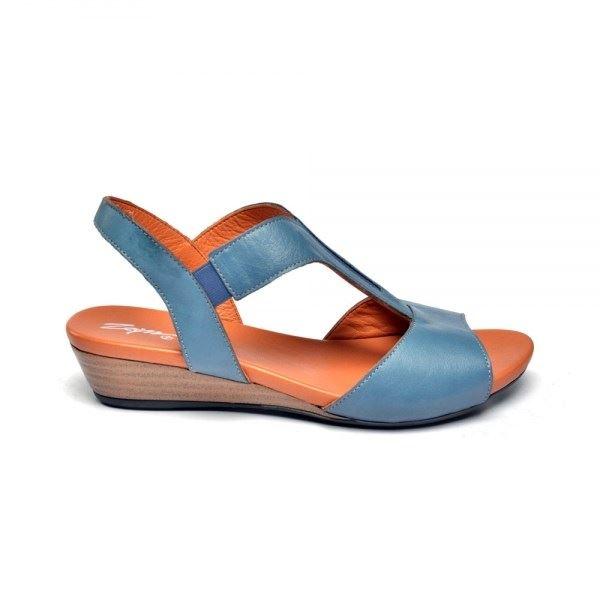 Marua Ortopedik Sandalet Mavi