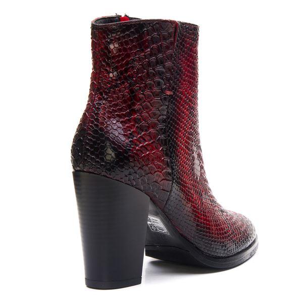 Lupita Kadın Bot Kırmızı Yılan