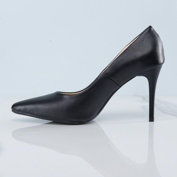 Marita Kadın Stiletto Siyah