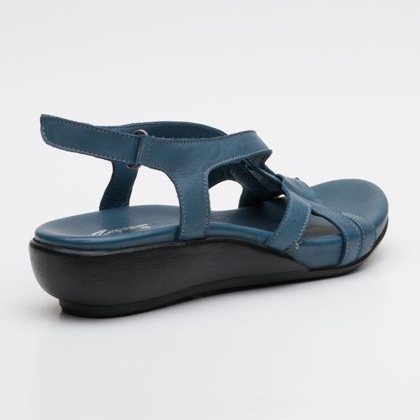 Orfeo Ortopedik Sandalet Mavi