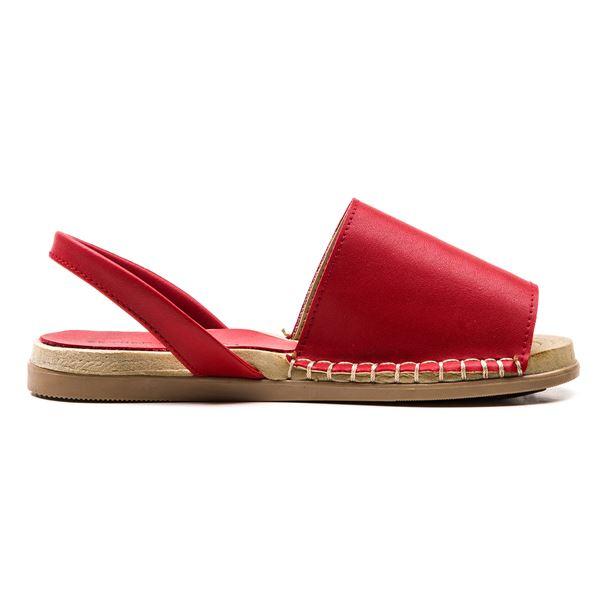 Alanzo Sandalet Kırmızı