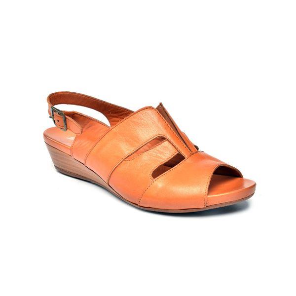 Blanco Kadın Deri Sandalet Taba