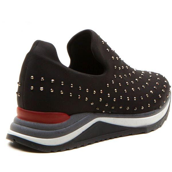 Berthe Kadın Ayakkabı Siyah Dalgıç
