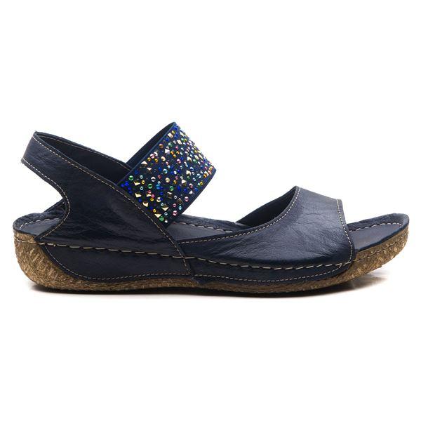 Avery Kadın Deri Sandalet Laci