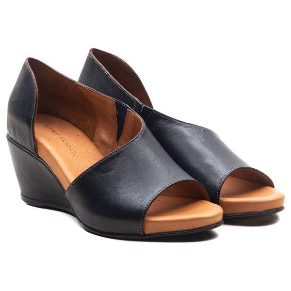 Anjali Kadın Dolgu Topuk Sandalet Laci