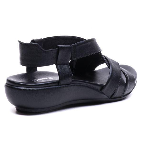 Mintha Sandalet Siyah