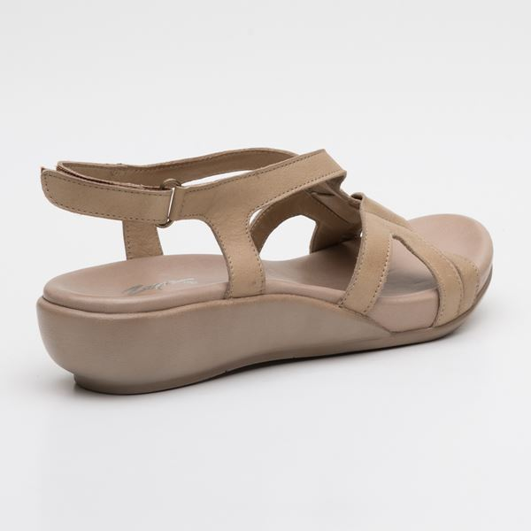 Orfeo Ortopedik Sandalet Kum