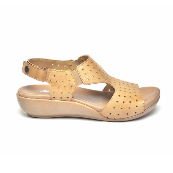 Marsala Ortopedik Sandalet Kum
