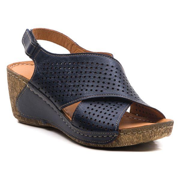 Harry Kadın Dolgu Topuk Sandalet Laci