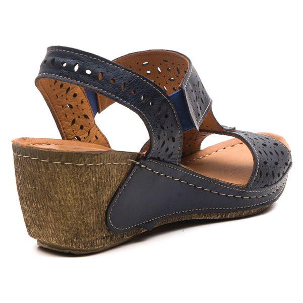 Mia Kadın Dolgu Topuk Sandalet Laci
