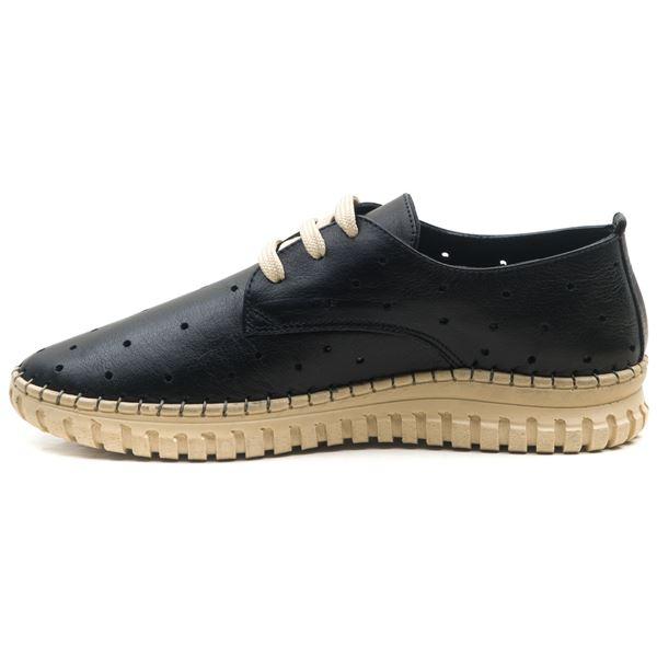 Harisso Kadın Deri Ayakkabı Siyah