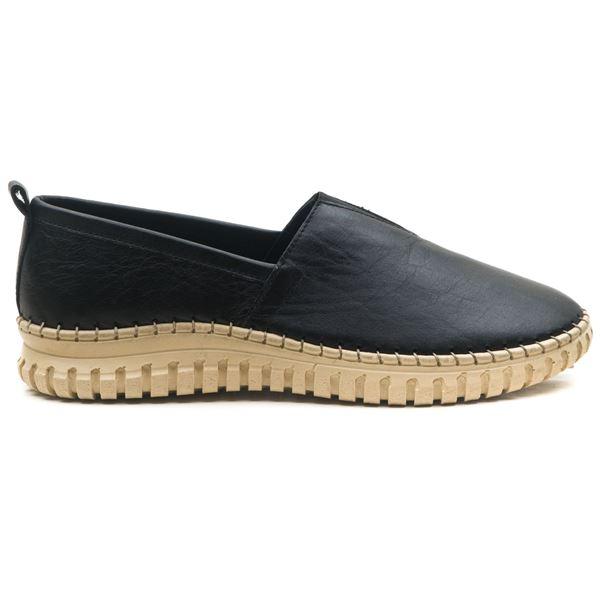 Frozen Kadın Deri Ayakkabı Siyah