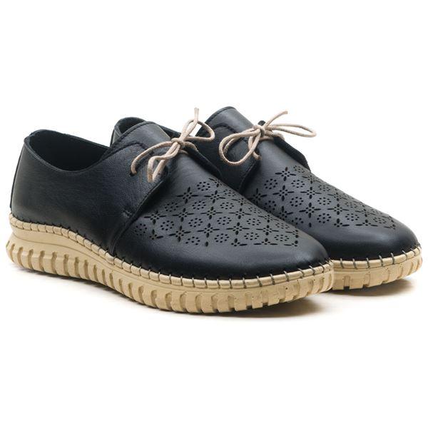 Joely Kadın Deri Ayakkabı Siyah