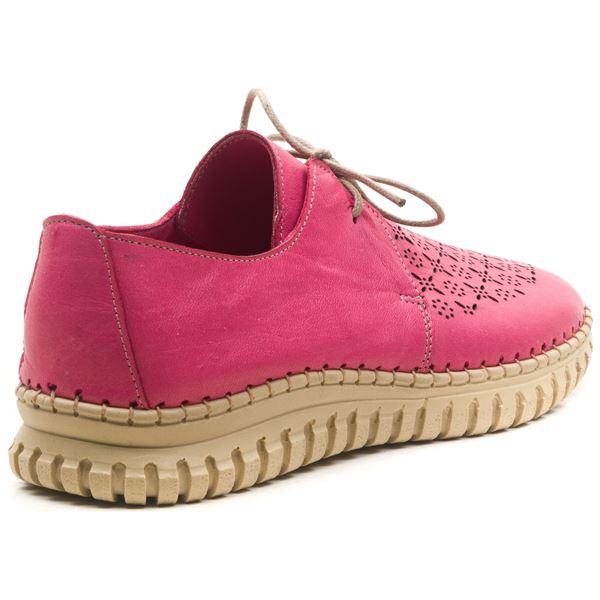 Joely Kadın Deri Ayakkabı Pembe
