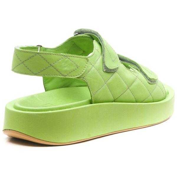 Arizonna Kadın Sandalet Fıstık Yeşil