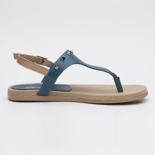 Dulce Sandalet Mavi-Kum