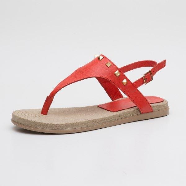 Dulce Sandalet Kırmızı
