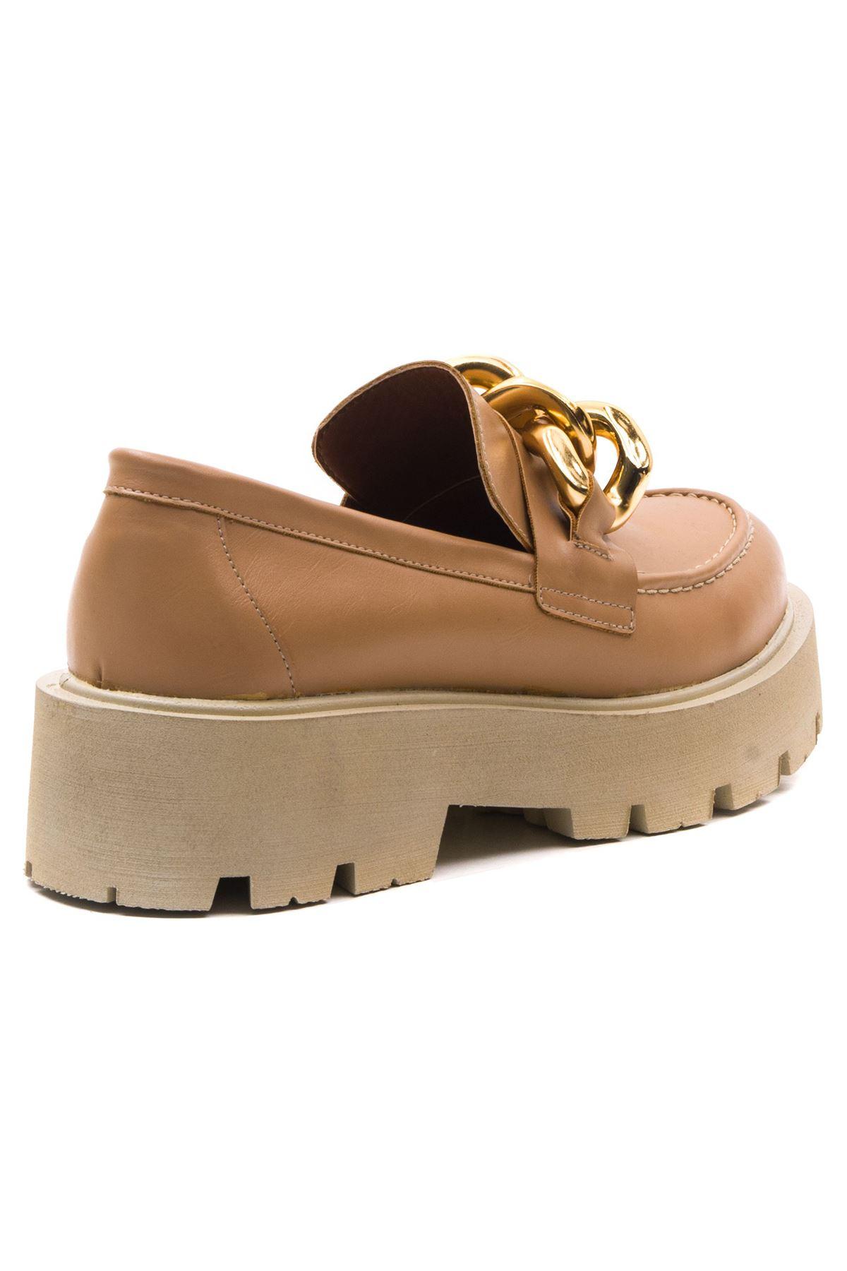 Ezra Kadın Ayakkabı Nude